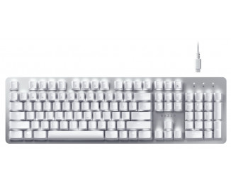 Клавиатура беспроводная Razer Pro Type US Layout WL/BT/USB White (RZ03-03070100-R3M1)