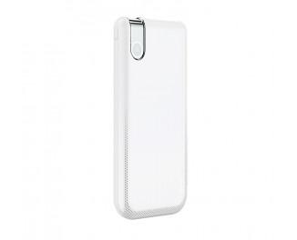 Портативный аккумулятор с беспроводной зарядкой Baseus Thin Version 10000mAh Qi (PPALL-QY02) White