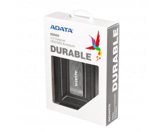 Карман внешний ADATA ED600 (AED600U31-CBK) USB 3.2 Gen1