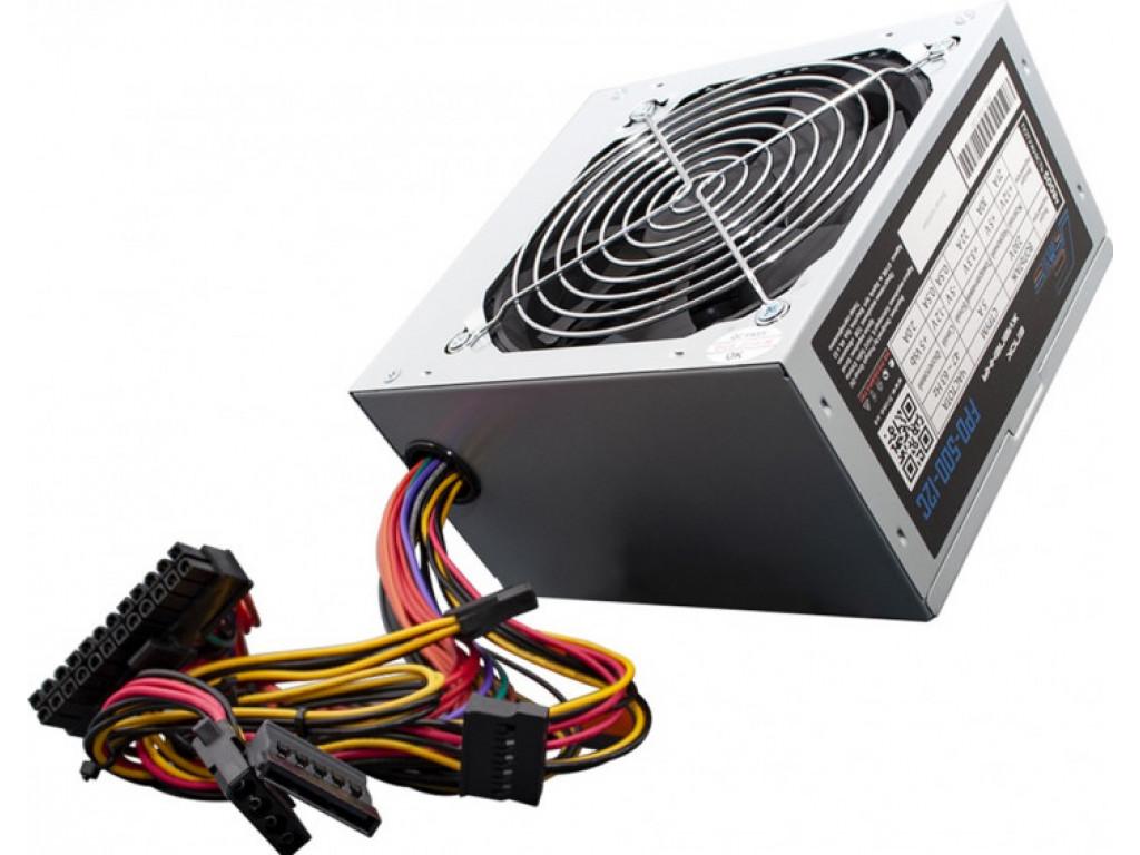 Блок питания 500W Frime FPO-500-12C_OEM (без кабеля питания)