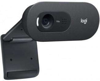 Web камера Logitech C505 HD Black (960-001364)
