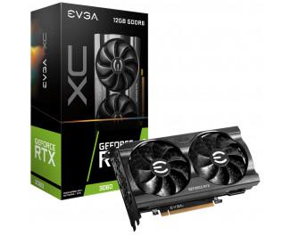 Видеокарта EVGA GeForce RTX 3060 XC GAMING (12G-P5-3657-KR)