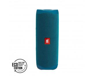 Портативная колонка JBL Flip 5 Eco Edition Ocean Blue (JBLFLIP5ECOBLU)