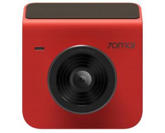 Автомобильный видеорегистратор Xiaomi 70mai A400 Dash Cam Red Global