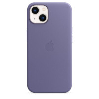Чехол для Apple iPhone 13  Apple Leather Case with MagSafe Wisteria (MM163)