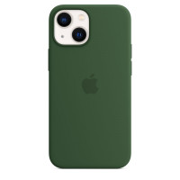 Чехол для Apple iPhone 13 mini  Apple Silicone Case with MagSafe Clover (MM1X3)