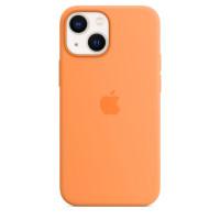 Чехол для Apple iPhone 13 mini  Apple Silicone Case with MagSafe Marigold (MM1U3)