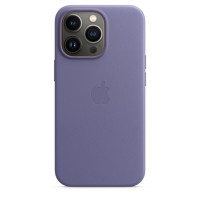 Чехол для Apple iPhone 13 Pro  Apple Leather Case with MagSafe Wisteria (MM1F3)