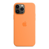 Чехол для Apple iPhone 13 Pro Max  Apple Silicone Case with MagSafe Marigold (MM2M3)