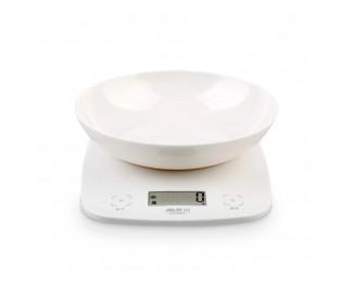 Электронные кухонные весы Senssun Electronic Kitchen Scale EK9643K White