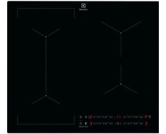Индукционная варочная поверхность Electrolux IPEL6453KC