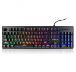 Клавиатура Vinga KBGSM120 Black