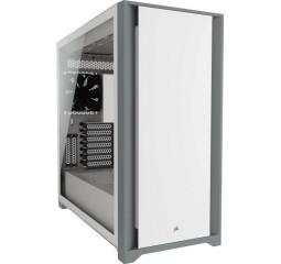 Корпус Corsair 5000D Tempered Glass White (CC-9011209-WW) без БП