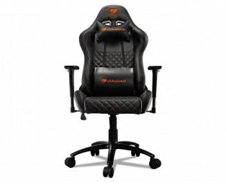 Кресло для геймеров Cougar Armor Pro Black