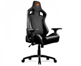 Кресло для геймеров Cougar Armor S Black