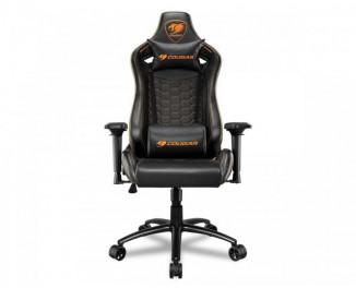 Кресло для геймеров Cougar Outrider S Black
