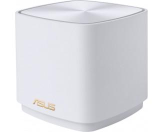 Маршрутизатор ASUS ZenWiFi XD4 1PK White (XD4-1PK-WHITE)