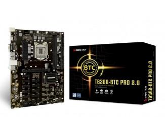 Материнская плата Biostar TB360-BTC PRO 2.0