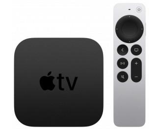 Медиаплеер Smart TV Apple TV 4K 2021 64GB (MXH02)