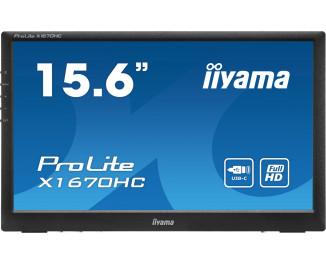 Монитор Iiyama ProLite X1670HC-B1