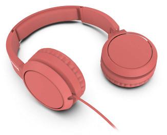 Наушники PHILIPS TAH4105 Red (TAH4105RD/00)