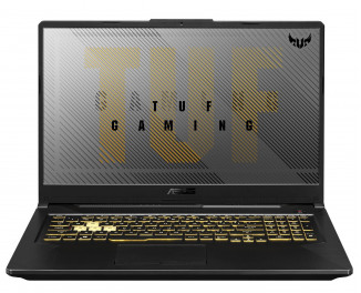 Ноутбук ASUS TUF Gaming A17 FA706QR-HX004 Fortress Gray