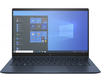Ноутбук HP Elite Dragonfly G2 (3C8E3EA) Blue