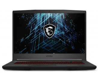 Ноутбук MSI GF65 Thin 10UE (GF6510UE-215XUA) Black