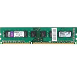 Оперативная память DDR3 8 Gb (1600 MHz) Kingston ValueRAM (KVR16N11/8WP)