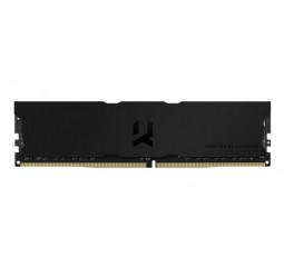 Оперативная память DDR4 16 Gb (3600 MHz) GOODRAM Iridium Pro Deep Black (IRP-K3600D4V64L18/16G)