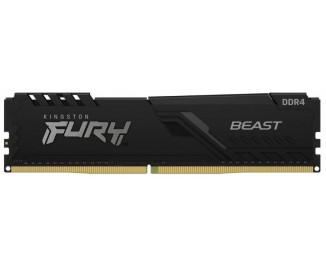Оперативная память DDR4 32 Gb (3600 MHz) Kingston Fury Beast (KF436C18BB/32)