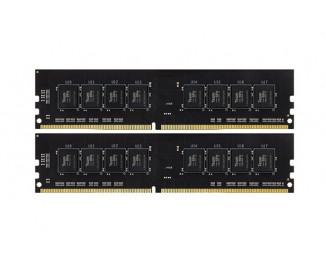 Оперативная память DDR4 8 Gb (2400 MHz) (Kit 4 Gb x 2) Team Elite (TED48G2400C16DC01)