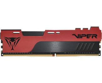 Оперативная память DDR4 8 Gb (3200 MHz) Patriot Viper Elite II Red (PVE248G320C8)