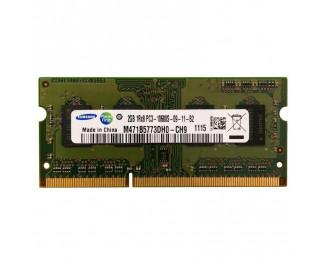 Память для ноутбука SO-DIMM DDR3 2 Gb (1333 MHz) Samsung (M471B5773DH0-CH9)