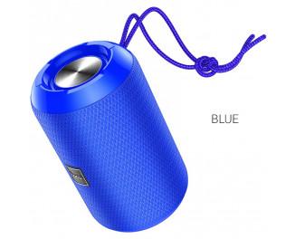 Портативная колонка hoco HC1 Trendy sound Blue