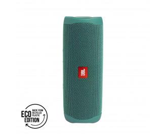 Портативная колонка JBL Flip 5 Eco Edition Forest Green (JBLFLIP5ECOGRN)