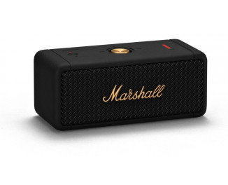 Портативная колонка Marshall Emberton limited Black and Brass (1005696)