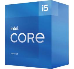 Процессор Intel Core i5-11400F (BX8070811400F) Box + Cooler