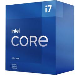 Процессор Intel Core i7-11700F (BX8070811700F) Box + Cooler