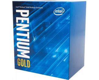Процессор Intel Pentium G6405 (BX80701G6405) Box + Cooler
