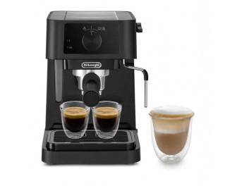 Рожковая кофеварка DeLonghi EC 230.BK
