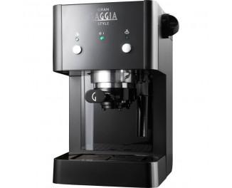 Рожковая кофеварка Gaggia Gran Style Black (RI8423/11)