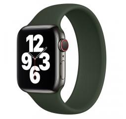 Силиконовый монобраслет для Apple Watch 42/44mm Solo Loop Cyprus Green (M/160-170mm)