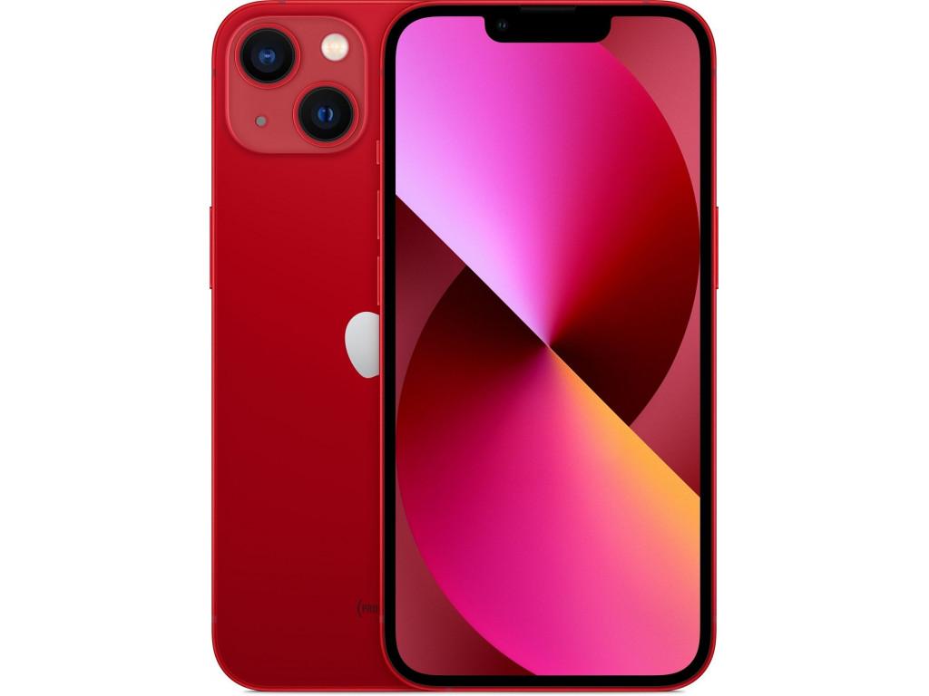 Смартфон Apple iPhone 13 128 Gb (PRODUCT)RED (MLPJ3)