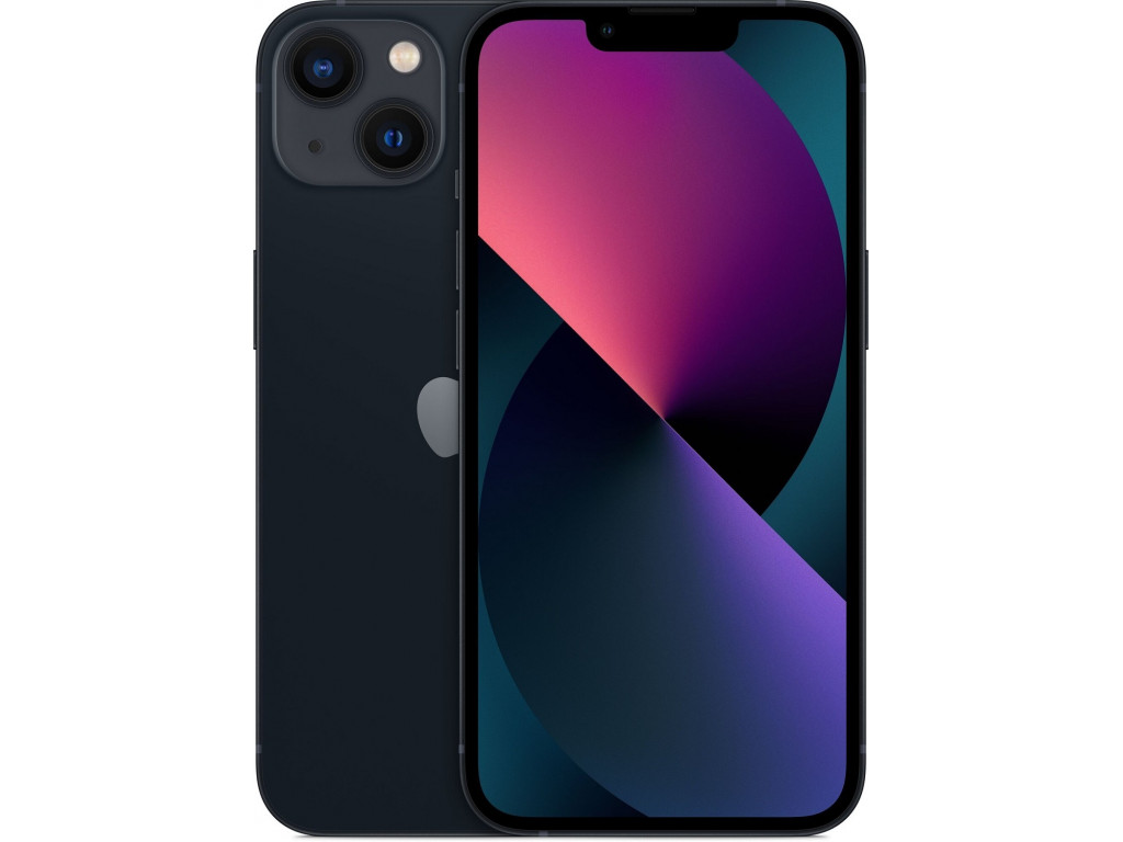 Смартфон Apple iPhone 13 mini 256 Gb Midnight (MLK53)