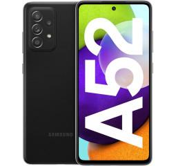 Смартфон Samsung Galaxy A52 4/128Gb Black (SM-A525FZKDSEK)