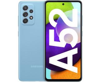 Смартфон Samsung Galaxy A52 4/128Gb Blue (SM-A525FZBDSEK)