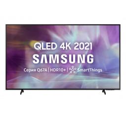 Телевизор Samsung QE50Q67A SmartTV UA