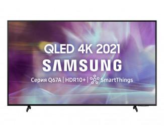 Телевизор Samsung QE65Q67A SmartTV UA