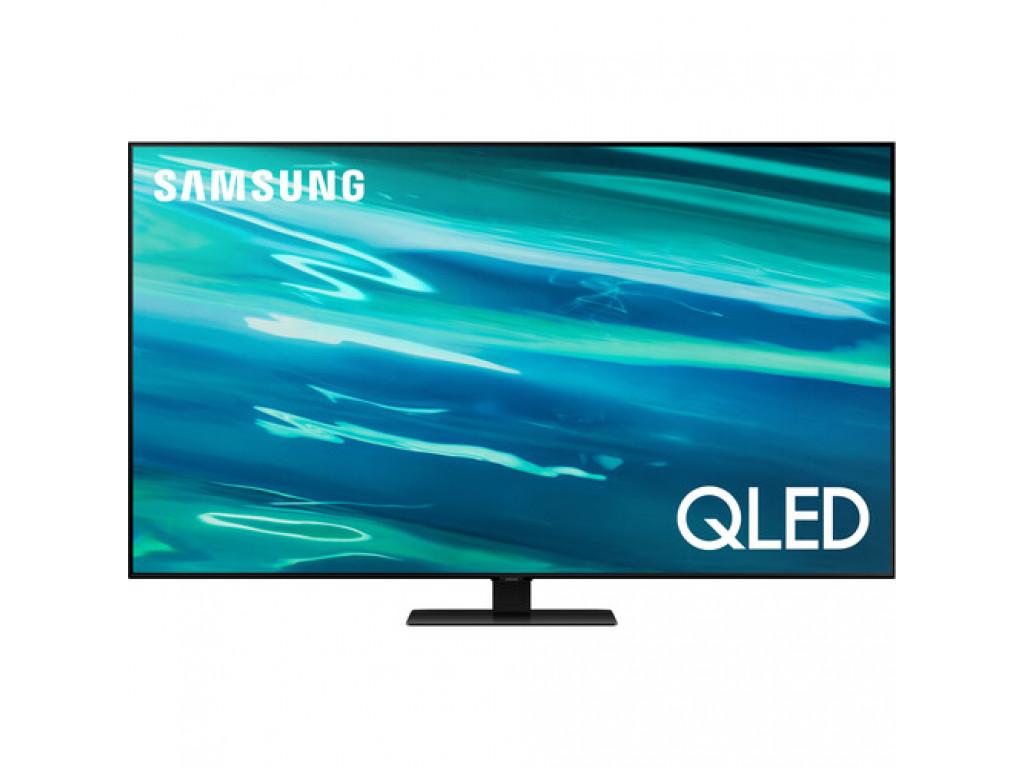 Телевизор Samsung QE75Q80A SmartTV UA